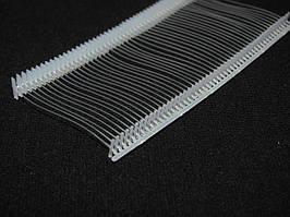 Биркодержатели стандарт 25 мм,прозрачные