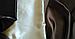 Ткань Шанзализе шоколадная, фото 3