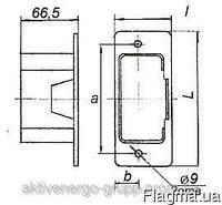 Короб присоединительный У1112, У1086, У1096