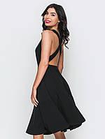 Жіноче чорне вечірнє плаття Mirena S