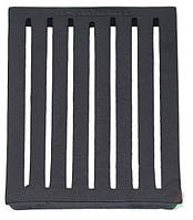Чугунная решетка (24,2 х 1,9 х 2 см)