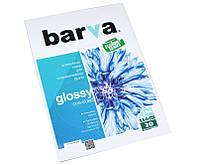 Фотобумага Barva, глянцевая, A4, 150 г/м2, 20 л (IP-CE150-236)