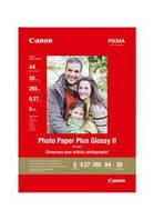 Фотобумага Canon Photo Paper Plus Glossy II, 13x13 см, 265 г/м2, 20 л (PP-201)
