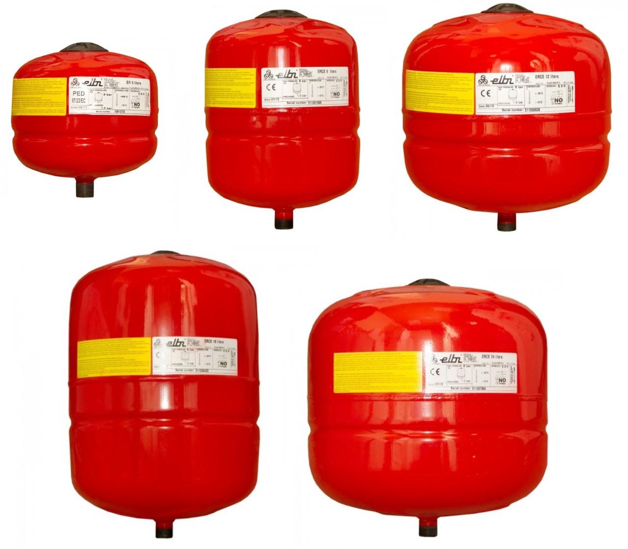 Расширительный бак для системы отопления Elbi ER
