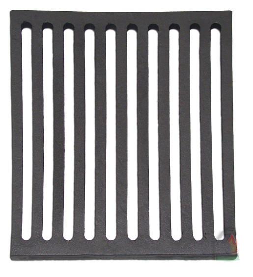 Чугунная решетка (29 х 25 х 2,2 см)