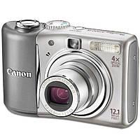 Фотоаппарат Canon PowerShot A1100 IS Silver / 12,1 Mp
