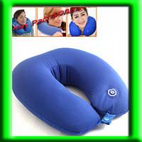 Массажная подушка Neck Massage Cushion - дорожная подушка