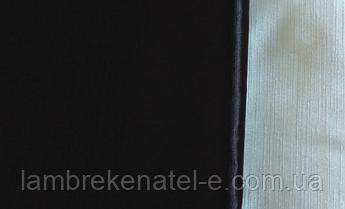 Портьерная ткань Шанзализе коричневый цвет