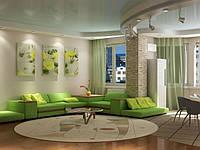 Штукатурка, шпатлевка стен, монтаж гипсокартона, облицовка стен и пола кафелем
