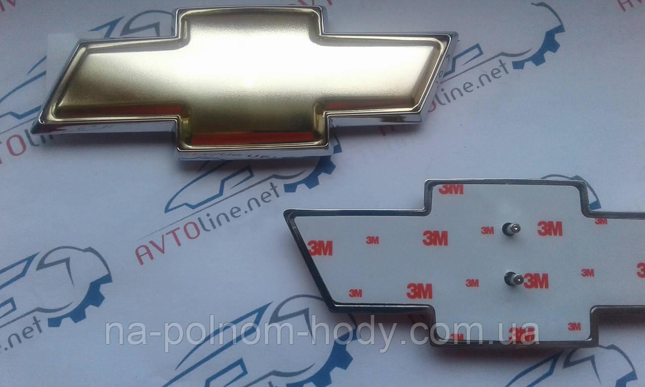 Эмблема крышки багажника крест Авео Т200/255 Корея
