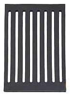 Чугунная решетка (38 х 25 х 2,5 см)