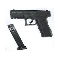 Пистолет стартовый сигнально-шумовой STALKER 917