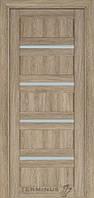 Межкомнатная дверь Модель 107 ПГ мускат