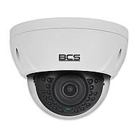 Универсальная 4-мегапиксельная купольная камера с фиксированным объективом 2,8 мм BCS-DMIP3400IR-E-III