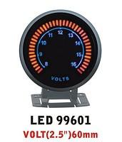 Дополнительный прибор Ket Gauge LED 99601 вольтметр