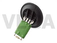 VW Fox 2005 резистор вентилятора печки нагревателя