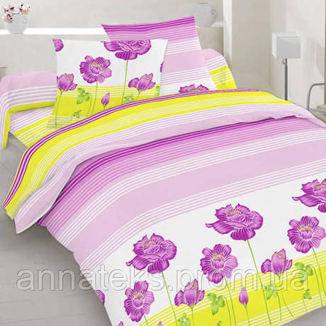 Ткань постельная 95758 Бязь (ПАК) НАБ. Н-К TOP KIT COTTON 20-0901 220СМ