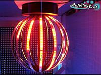 Светодиодная сфера/полусфера AS-2, 400мм, 16 лучей, 16пикс/луч