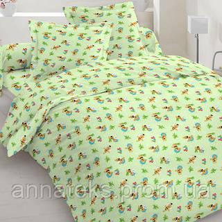 Ткань постельная детская 88868 Бязь (ПАК) НАБ. Н-К TOP KIT COTTON Д 0161 220СМ