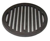 Чугунная решетка круглая (диаметр 240 мм)