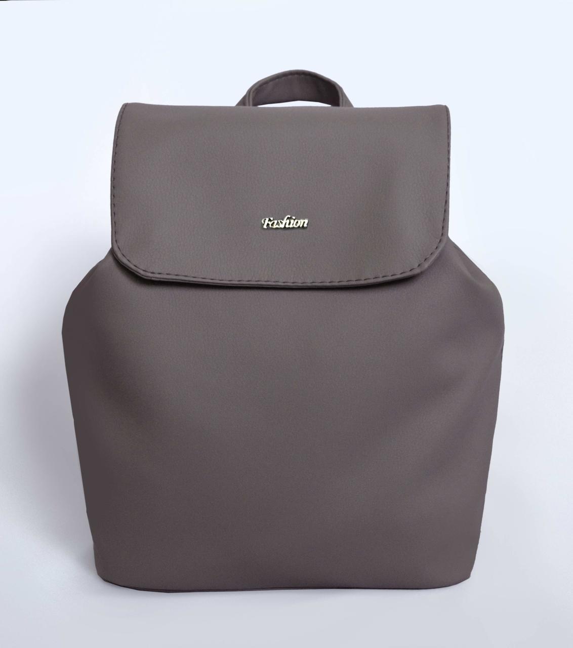 "Жіночий рюкзак ""Christina"" 05 - Grey"