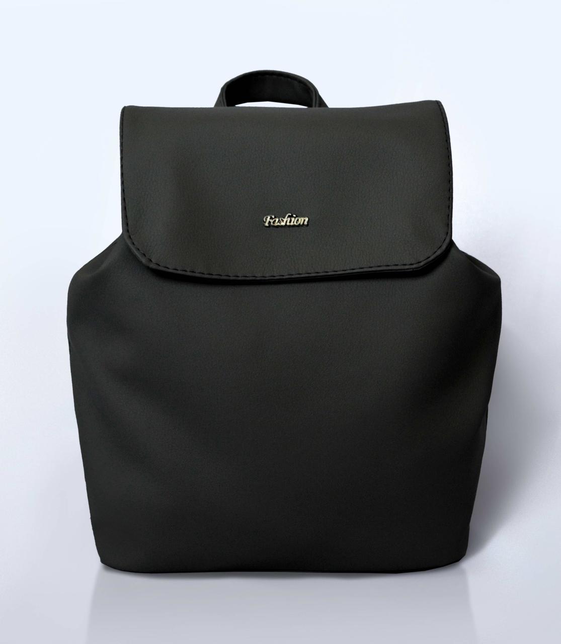 """Жіночий рюкзак """"Christina"""" 06 - Black"""