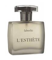 Туалетная вода L' Esthete от Faberlic (Фаберлик) для мужчин 75 мл