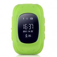 Детские смарт-часы Q 50(с GPS трекером и телефоном). Хорошее качество. Доступная цена. Дешево. Код: КГ1620