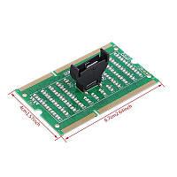 Тестер разъема слота памяти SODIMM DDR3 ноутбука