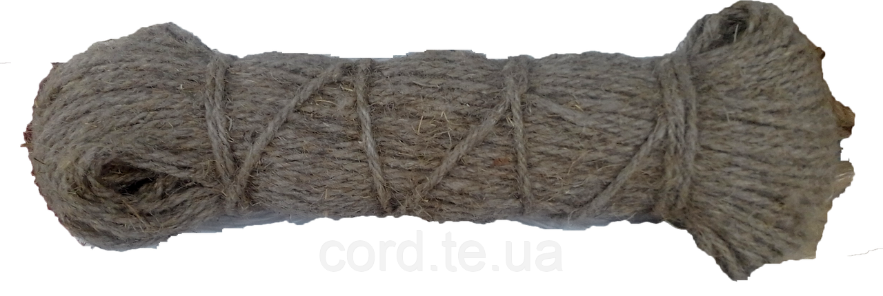Канат льняний Ø 6,0 мм, фото 1