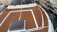 Деревянный тиковый пол искусственный тик для яхты катер бассейн причала из тика