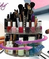Подставка для хранения косметики  Glam Caddy