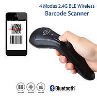 ✅ Беспроводной 2D сканер CILICO CT80 Bluetooth для Android / IOS / Windows, фото 1