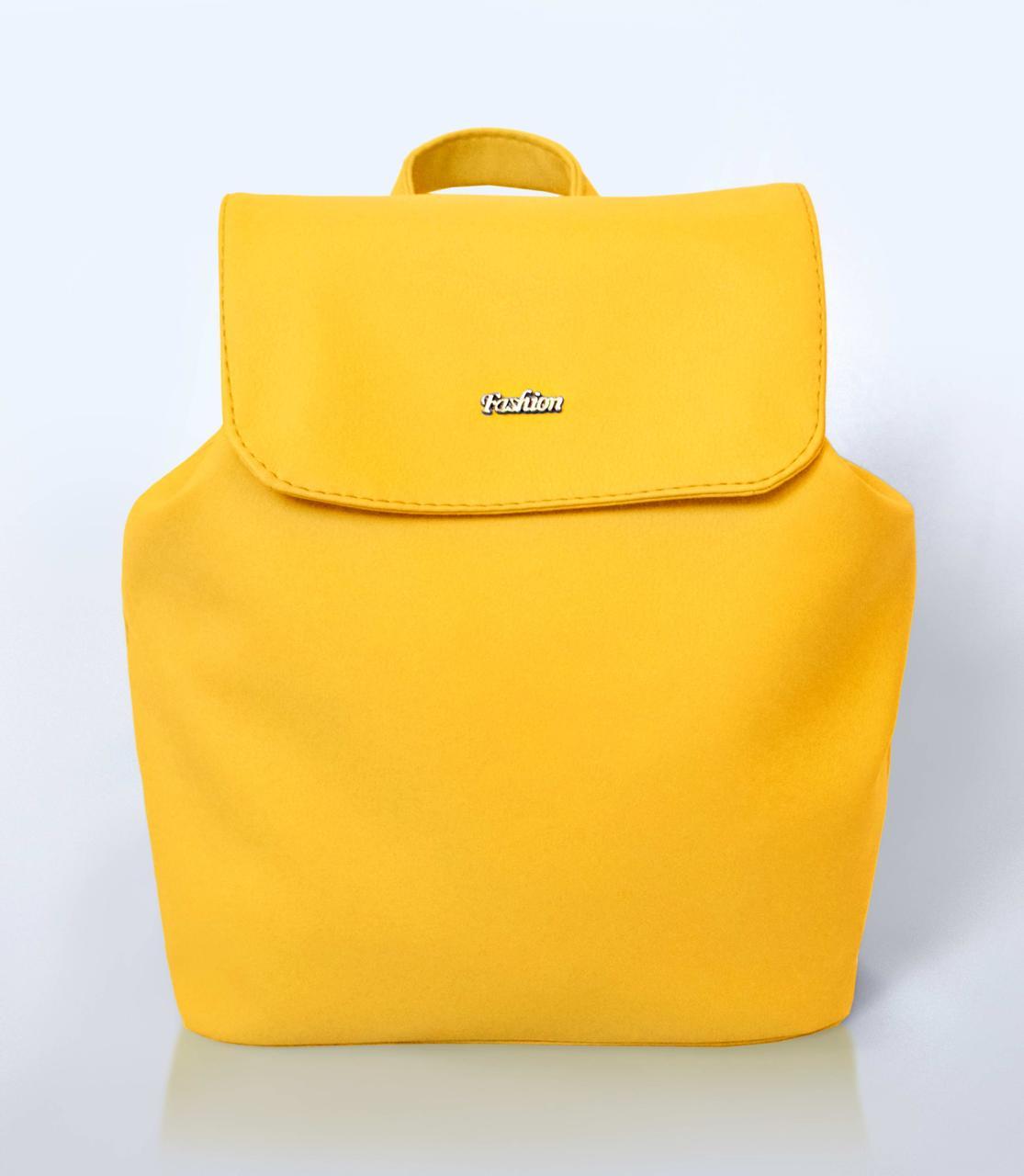 """Міський рюкзак """"Christina"""" 21 - Lemon"""