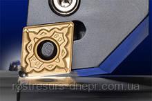 Пластина твердосплавная сменная CNMG 190608 - B25 NC3030 Korloy