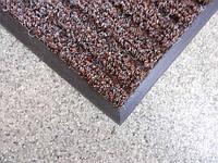 Влагопоглощающий коврик 585х390 мм коричневый