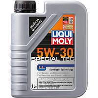 Моторное масло 5W30 LIQUI MOLY (4л) Special Tec LL