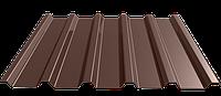 Профнастил кровельный ПК-35 глянец 0,45 мм РЕ (Корея Zn225)