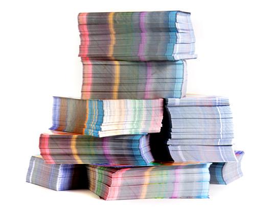 Печать листовок дешево в Днепре