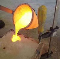 Бентонитовая глина  для литья активированная