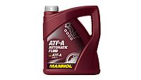 Масло для транмиссии Mannol ATF-a 4л