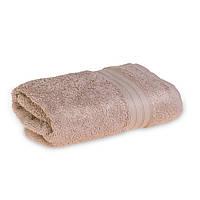 Махровое полотенце 50х85см Grange Hand 525г\м2 Бежевый