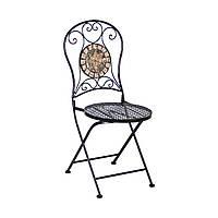 Складной стул Mosaic из металла