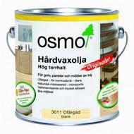 Масло OSMO 3011 прозрачное глянцевое с твёрдым воском (0,75л)