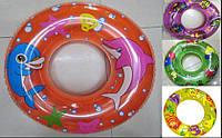Круг детский для плавания с рисунками 0009 Intex 60 см RI