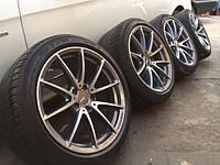 18 оригинальные летние колеса на Mercedes C-Class W205 AMG