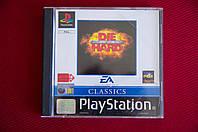 Диск для Sony Playstation, игра DIE HARD