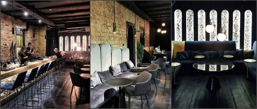 Изготовление и ремонт мебели для ресторанов