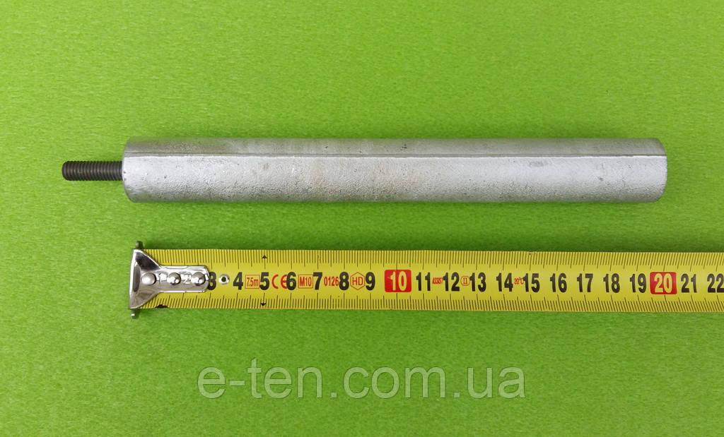 Анод магнієвий Ø25мм*200мм / різьба М8*25мм Україна