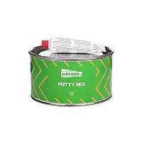 """Полиэфирно-эпоксидная шпатлевка PUTTY MIX """"METHOD"""" 0.25 кг."""